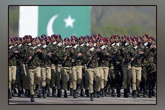 پاک فوج زندہ باد: فوجی قوت میں پاکستان دنیا کا دسواں طاقتور ترین ملک بن گیا https://t.co/YPl8zER5At https://t.co/QeJQolIo3u