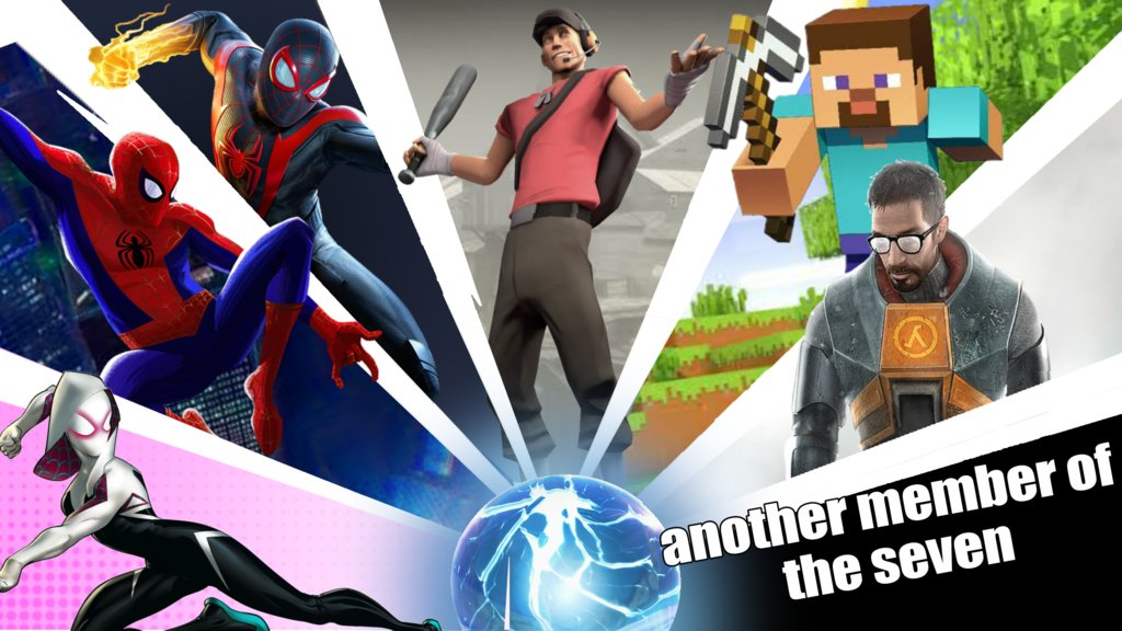 Some Characters That I Would Like To See In Fortnite. #FortNite #MagMafia  Original Post by TheHeeper55