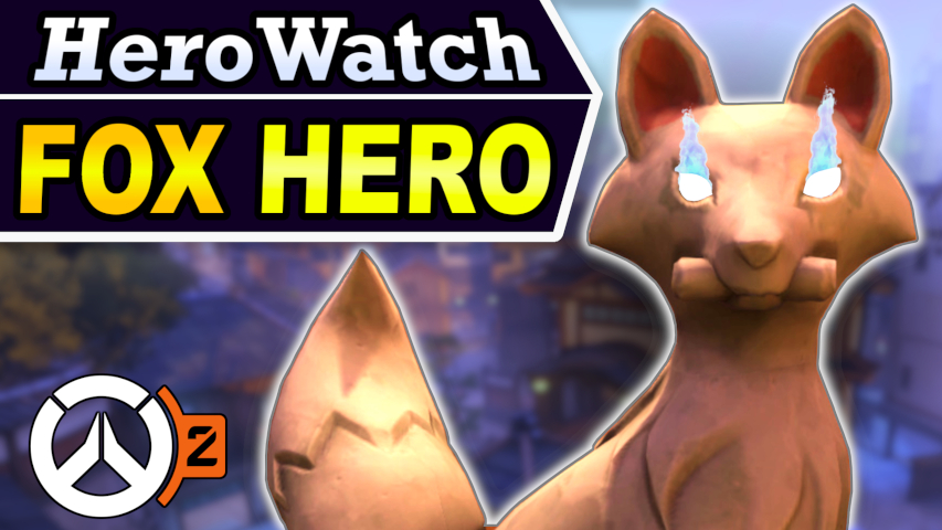 Master Ian Gamer - Check out my full analysis of EVERYTHING we know about the Kanezaka Fox Girl!  Just who is this mysterious new Overwatch hero? -->