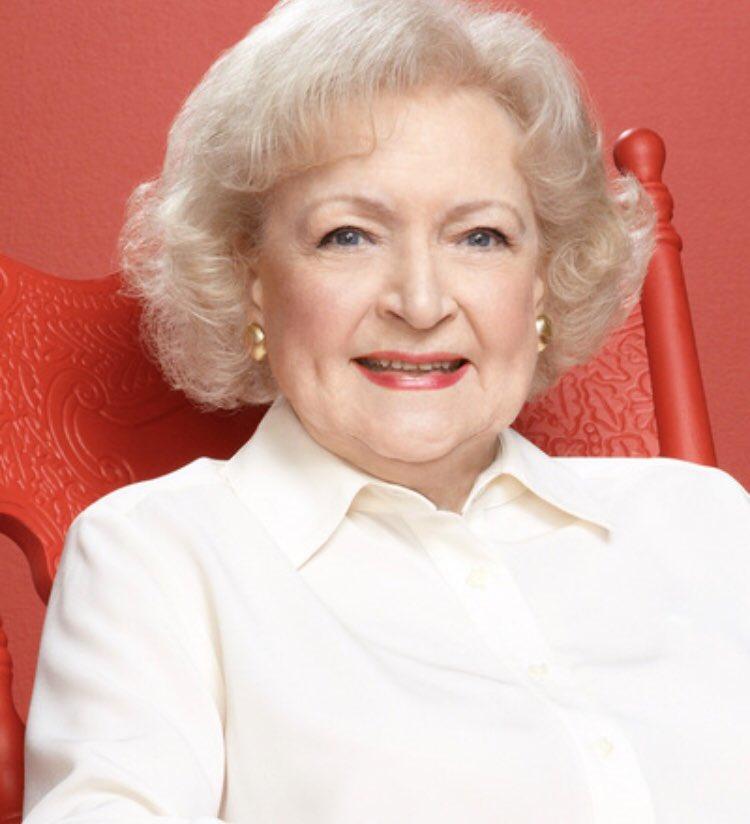 Happy 99th Birthday Betty White #bettywhite #99yearsold