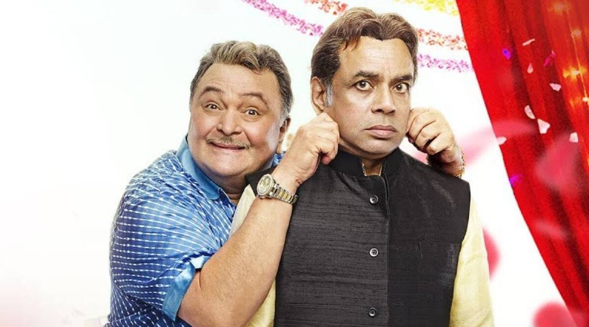 "Paresh Rawal to complete the shooting of ""Sharmaji Namkeen"" which will be the last film of veteran actor ""Rishi Kapoor"".   #movies #films #Bollywood #PareshRawal #rishikapoor"