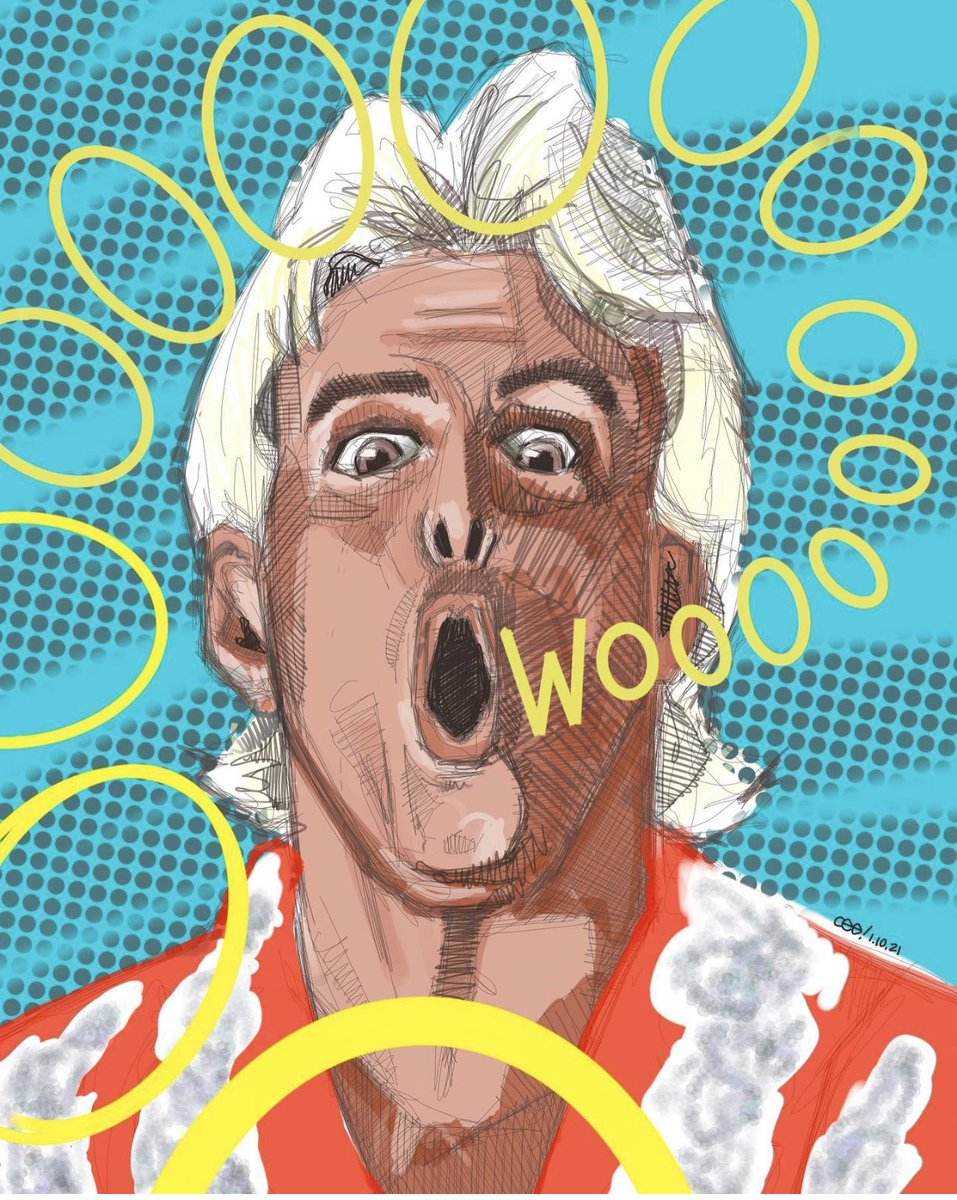 Fan Art That Will Make You Want To Go WOOOOO!