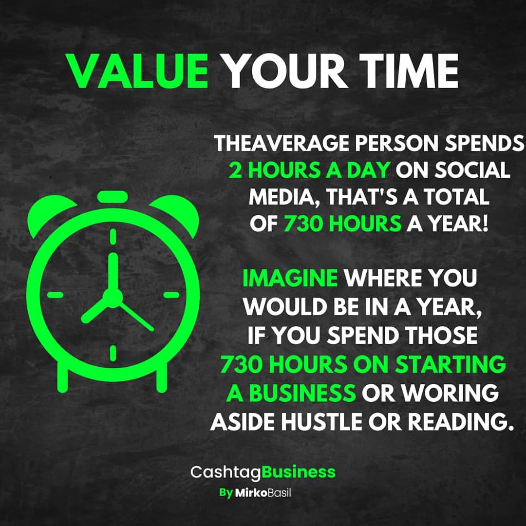 VALUE YOUR TIME? are know that ,how much time waste your life in vain?see more   #sundayvibes #SundayMotivation #SundayMorning #Instagram #instagrammarketing #instagrambusiness