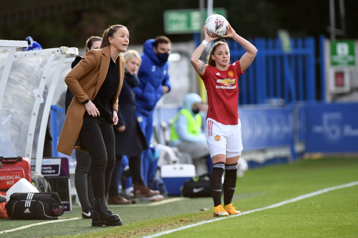 "💬 @CaseyStoney: ""I am immensely proud of how far we've come but, for where we want to get to, we have to pick up points here.""  #MUWomen #BarclaysFAWSL"