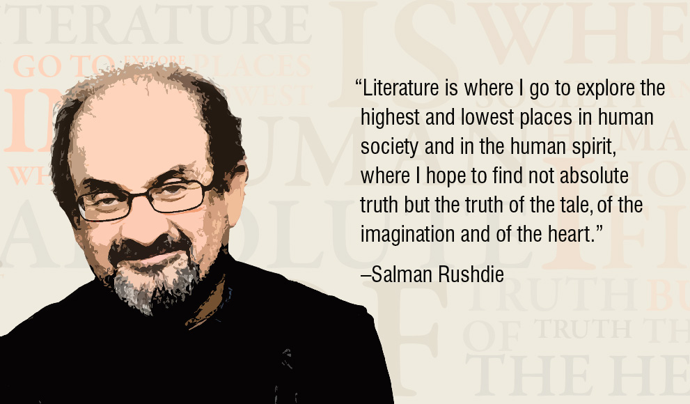 """FREE short story by the famous Salman Rushdie """"The Golden Bough"""" Great little mystery, fast read, and film too at #ReadingFictionBlog Stop by!  #shortstories #freefiction #amreading #readerscommunity #SundayReads #sundayvibes #SundayMorning #Sunday #readers"""