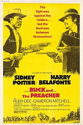 It's a Sidney Poitier double feature day. #FilmTwitter #BlackHollywood