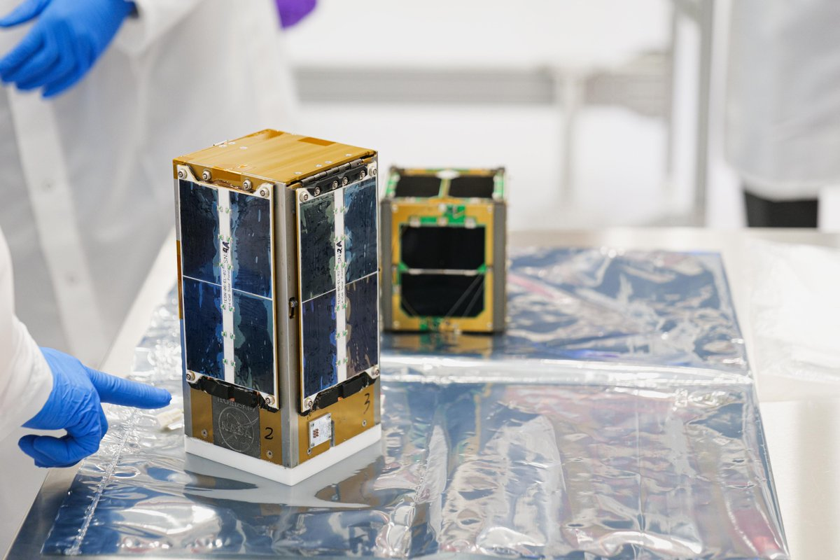 #DYK: @NASA's ELaNa missions provide a deployment opportunity for CubeSat projects developed by students, educational institutions, nonprofit organizations, and NASA Centers. Learn more ➡️