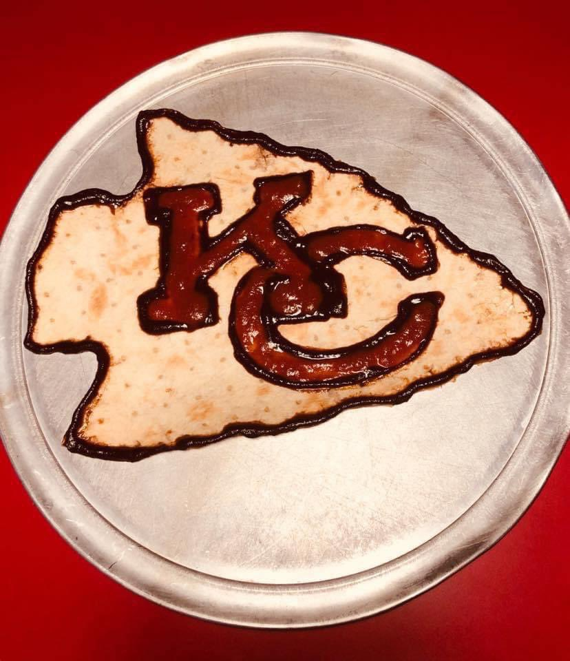 It's GAMEDAY! Let's get it #ChiefsKingdom! Here's to hoping breakfast, lunch, and dinner taste like victory!