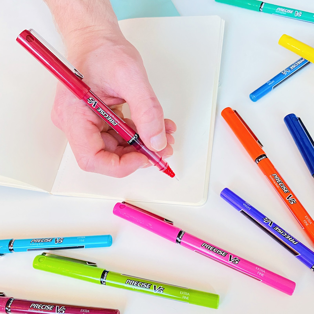 It's hard to choose your favorite... So don't. Choose them all! #PowerToThePen