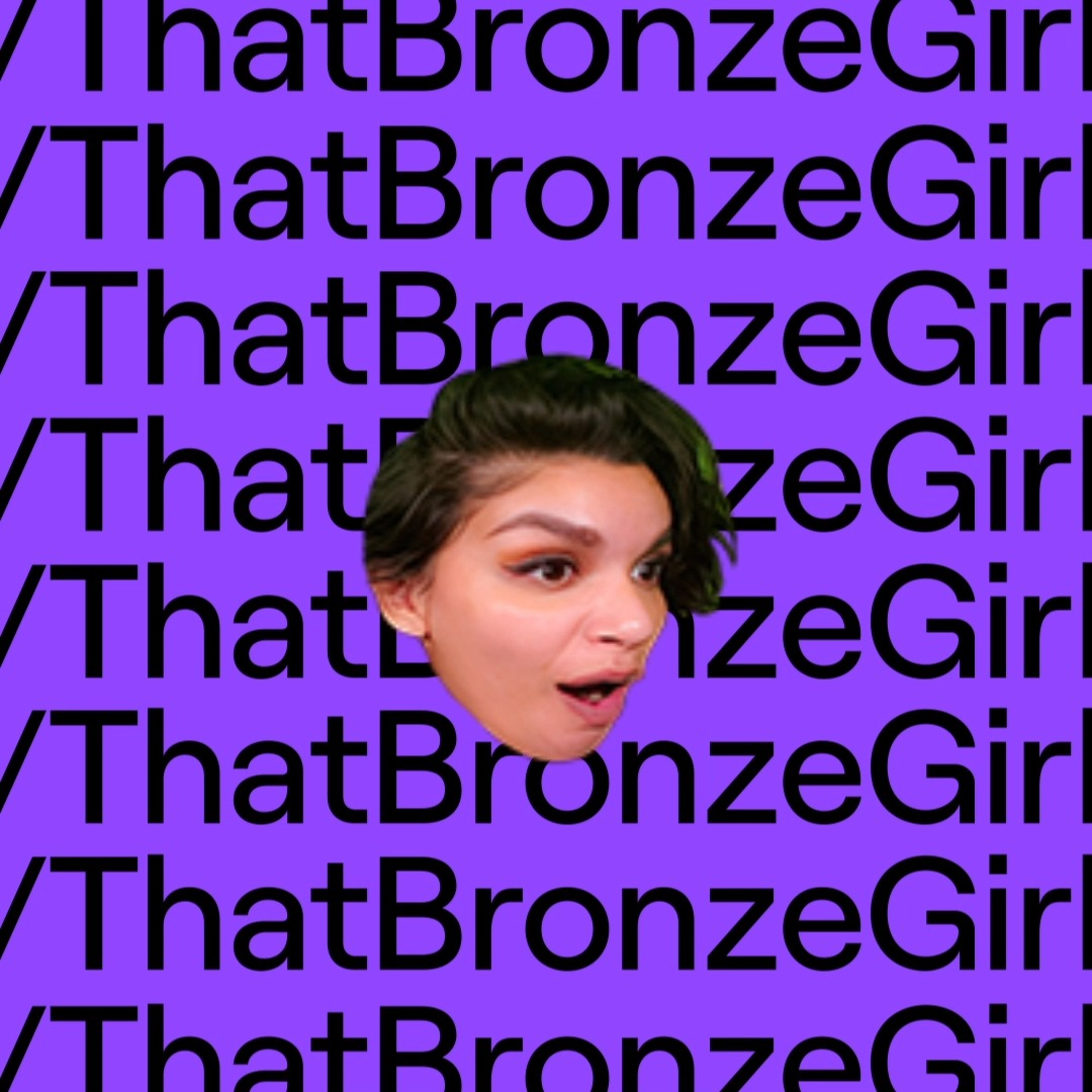 She's a morning person at heart, but gives her community the pog they need to go all day.  Today's PogChamp is ThatBronzeGirl.