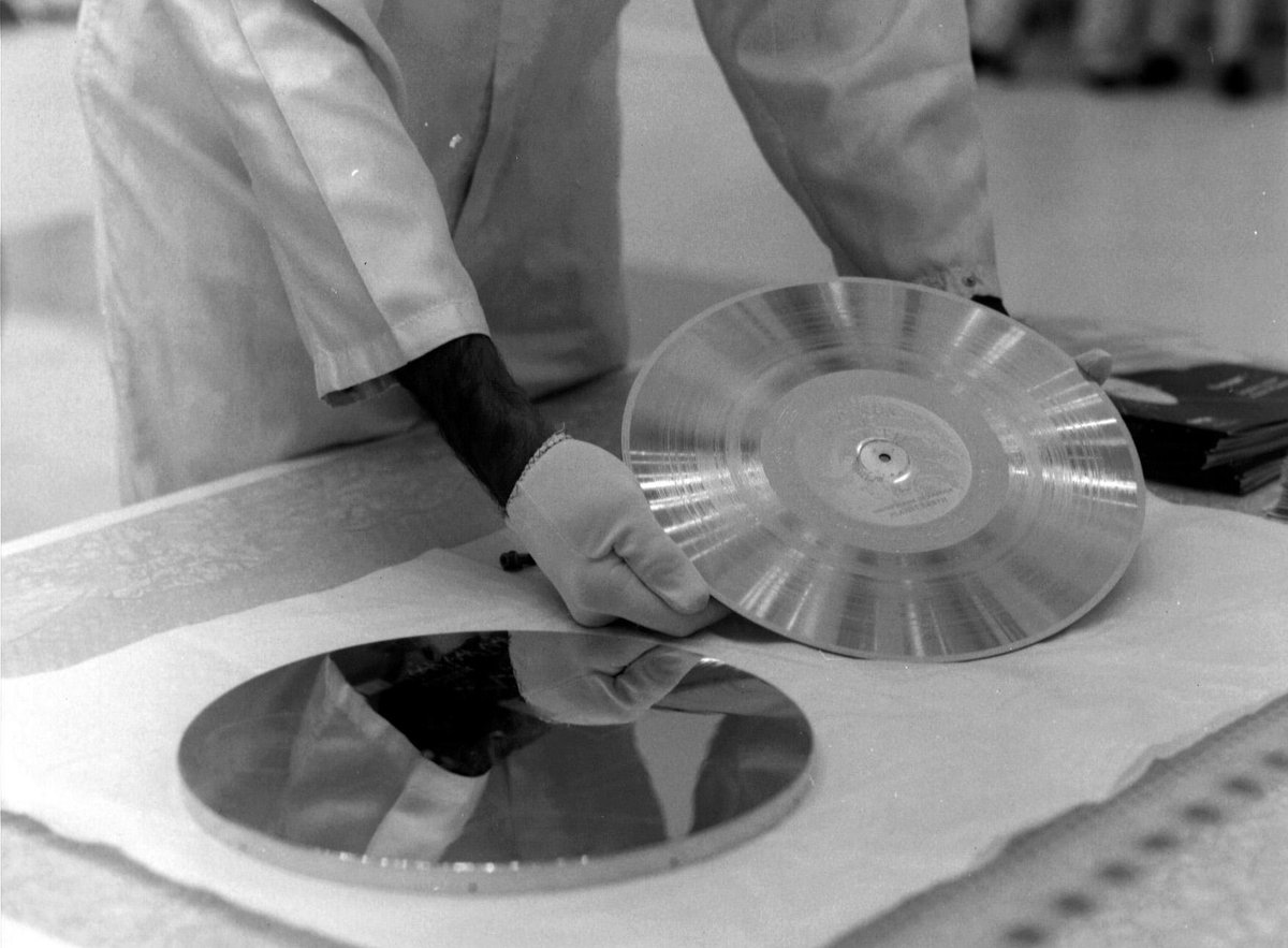 Vinyl frontier: The story behind one of the rarest records in the universe https://t.co/gTAGhpqCFt https://t.co/eE4tKuGMEr