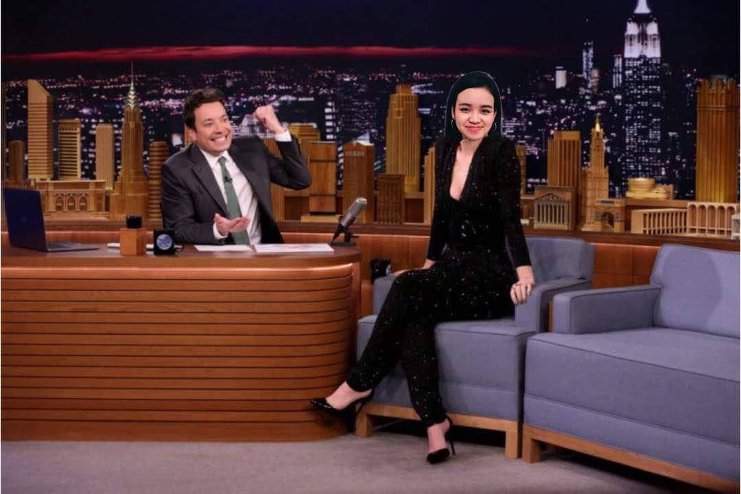 My dream had always been to meet @jimmyfallon in person and to be at the @FallonTonight show😓😩😢and all I could do is this😭 Sending love from🇲🇾 #FallonTonight favorite show ever.