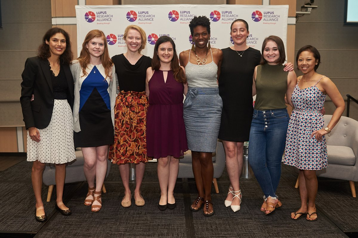 Meet some of LRA's Young Leaders, a diverse group of young professionals, united to raise lupus awareness, fundraise, and advocate for #lupusresearch programs. Learn more about how you can get involved virtually: