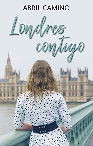 Entrevista a @abrilcamino sobre su nueva #novela #Londrescontigo y #sorteo