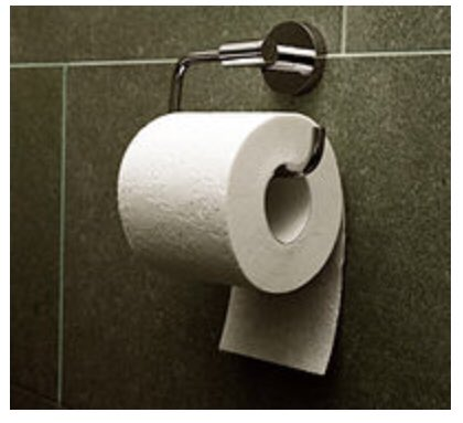 #DontTrustPeopleWho do this in their bathroom