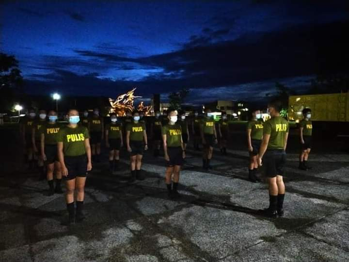 On January 16, 2021 at about 9:45 PM, conducted Physical Accounting to PSFTP CL 2020-01 Buklod Diwa Naujan MPS held at Town Plaza Poblacion I, Naujan, Oriental Mindoro. Activity ended and had their TAPS at about 10:00 PM of the same date. #TeamPNP #ToServeandProtect #PNPKakampiMo