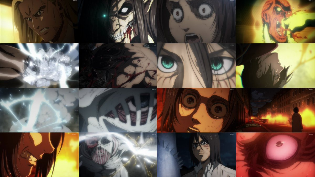 THANK YOU MAPPA, I definitely had low expectations for this chapter due to your rushed schedule and all the scenes that had to be animated, but you all did an INCREDIBLE job. The episode kept me and many people smiling the whole time, 10/10. #ThankYouMappa