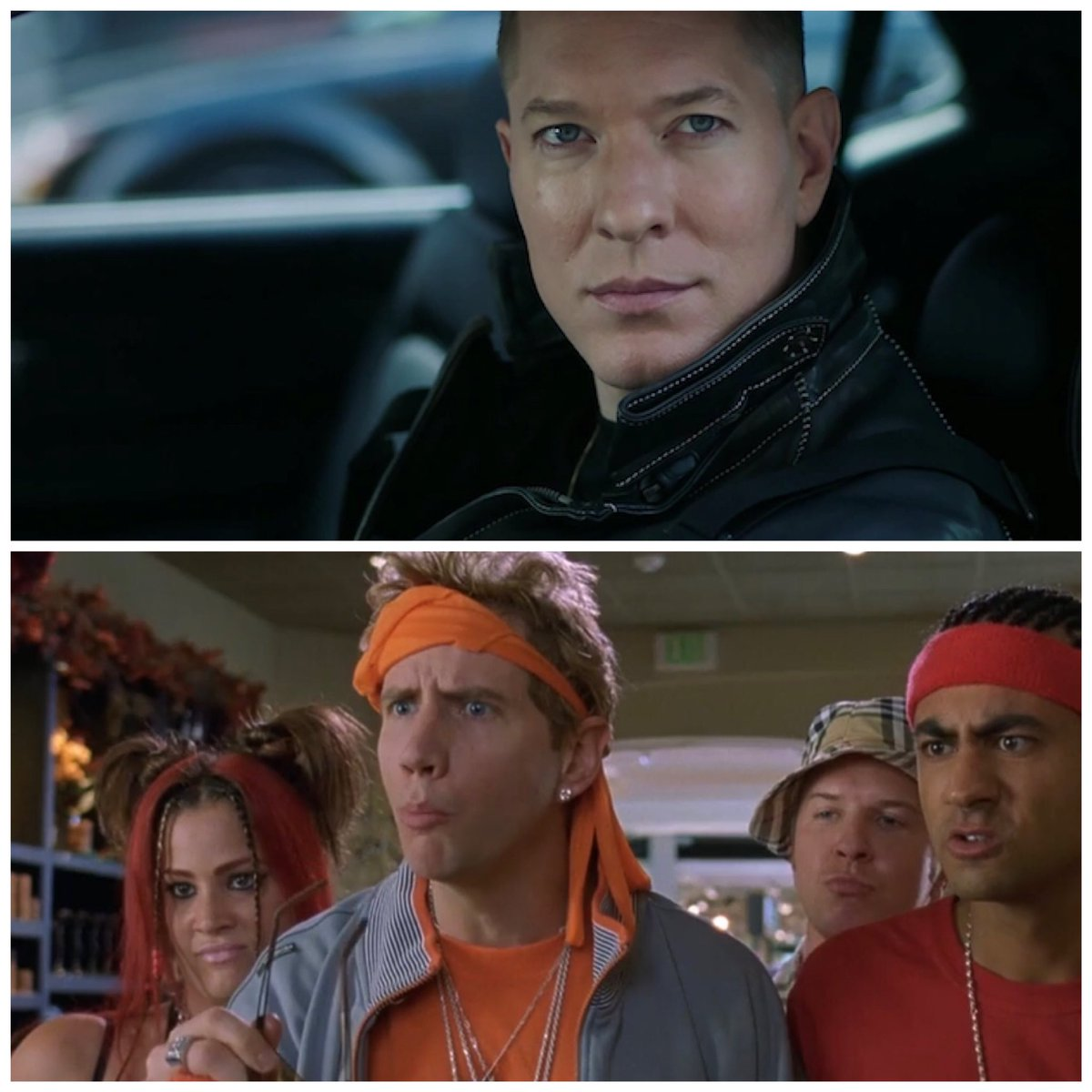 I was watching the classic movie: Malibu most wanted & guess who came to mind. That's TOMMY from #PowerBook2 #PowerTV 😂🤣😂🙂#MalibuMostWanted