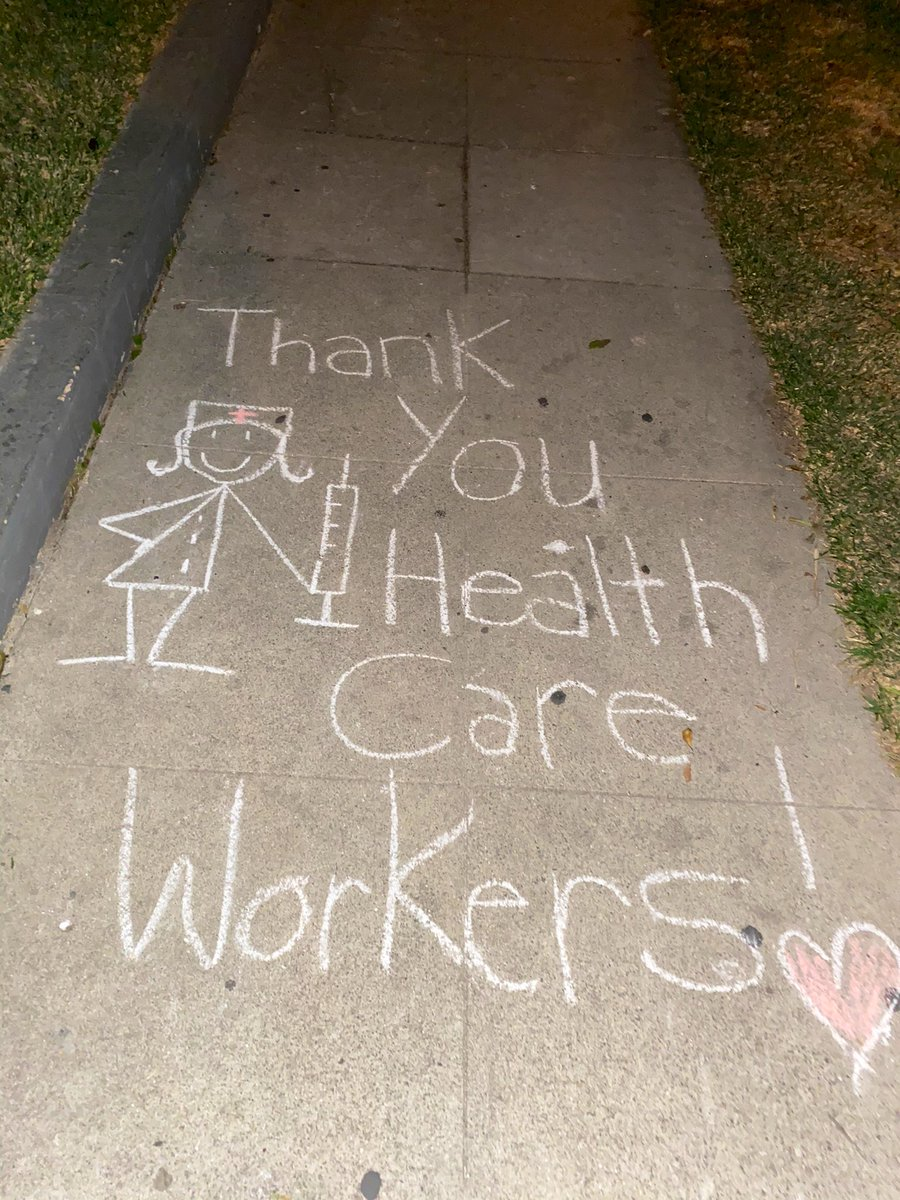 Shout out to all the healthcare workers that feel overwhelmed. We are still here for you and appreciate you! #healthcare #HealthcareHeroes #healthcareprofessionals #covid #westhollywood