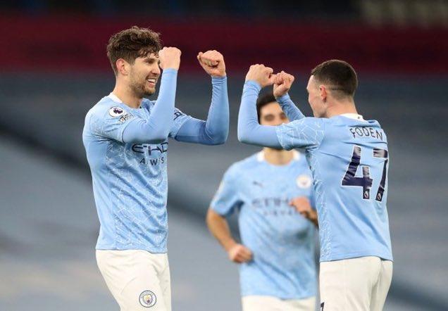 Manchester City es el primer equipo de la temporada en obtener 5 victorias consecutivas por Premier League   ✅ 1-0 vs Southampton ✅ 2-0 vs Newcastle ✅ 3-1 vs Chelsea ✅ 1-0 vs Brighton ✅ 4-0 vs Crystal Palace https://t.co/UZvJM4rnBs