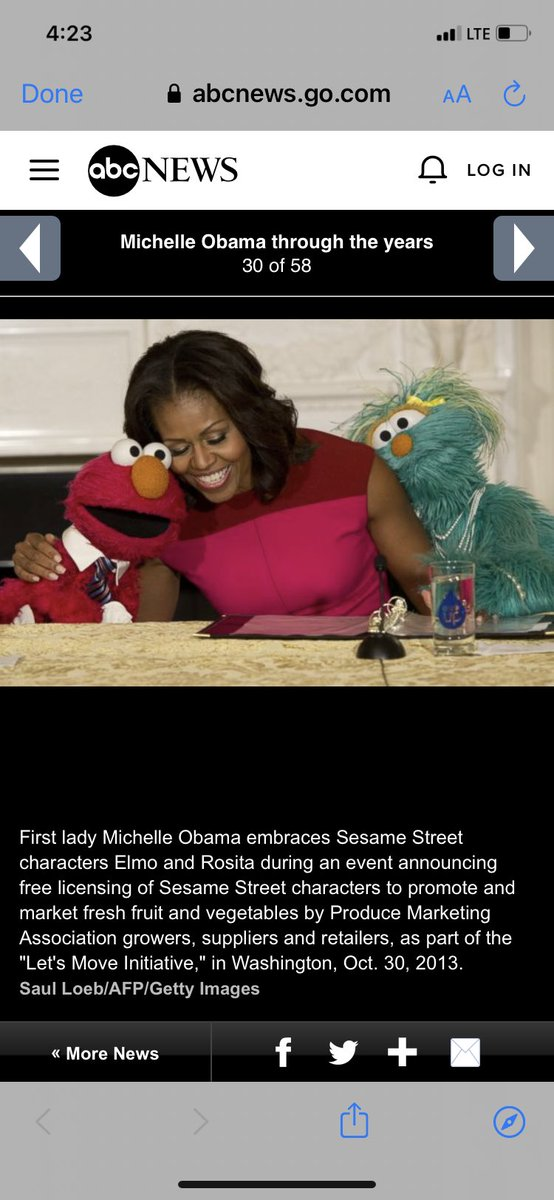 #DontTrustPeopleWho don't love Michelle Obama. Happy Birthday Michelle
