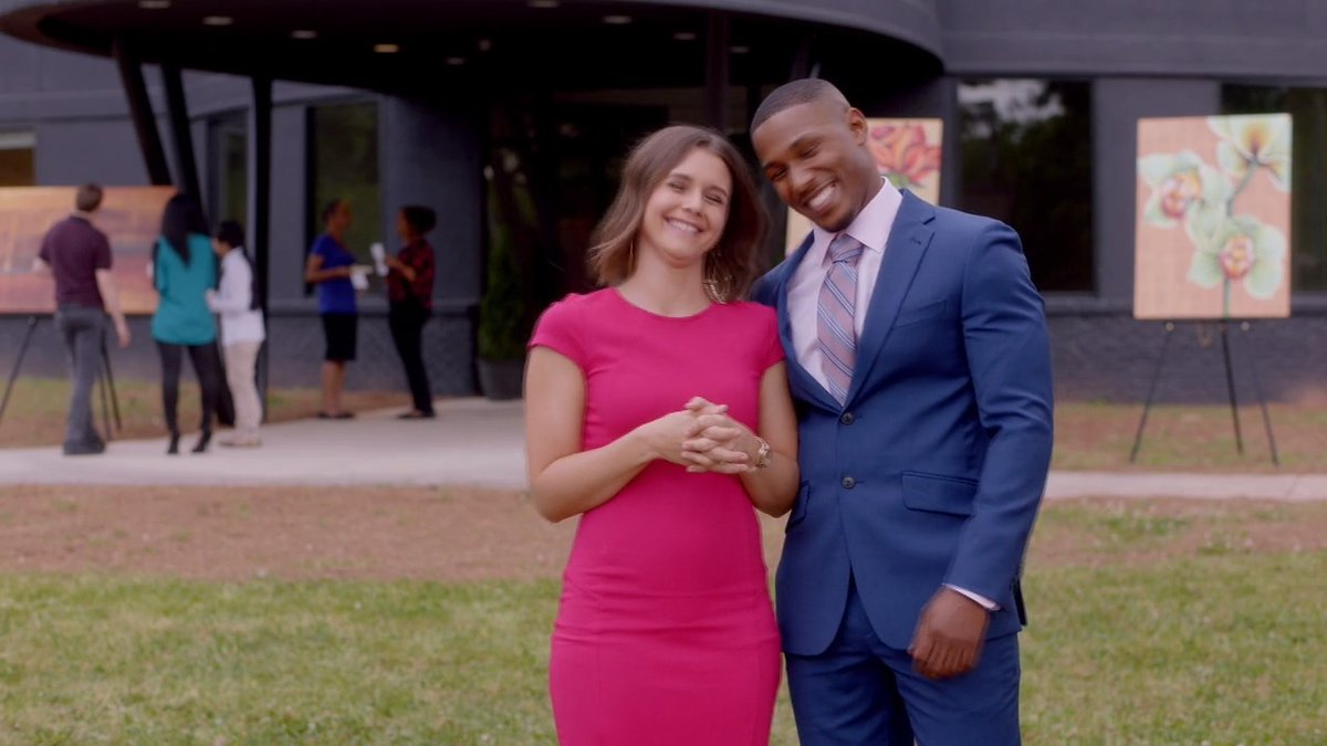TONIGHT is the Premiere of #ABabyProposal, starring @alexandrachando and @_MikeMerrill_! Set your alarms for 7 PM ET on UPtv so you don't miss it! #LoveSundays
