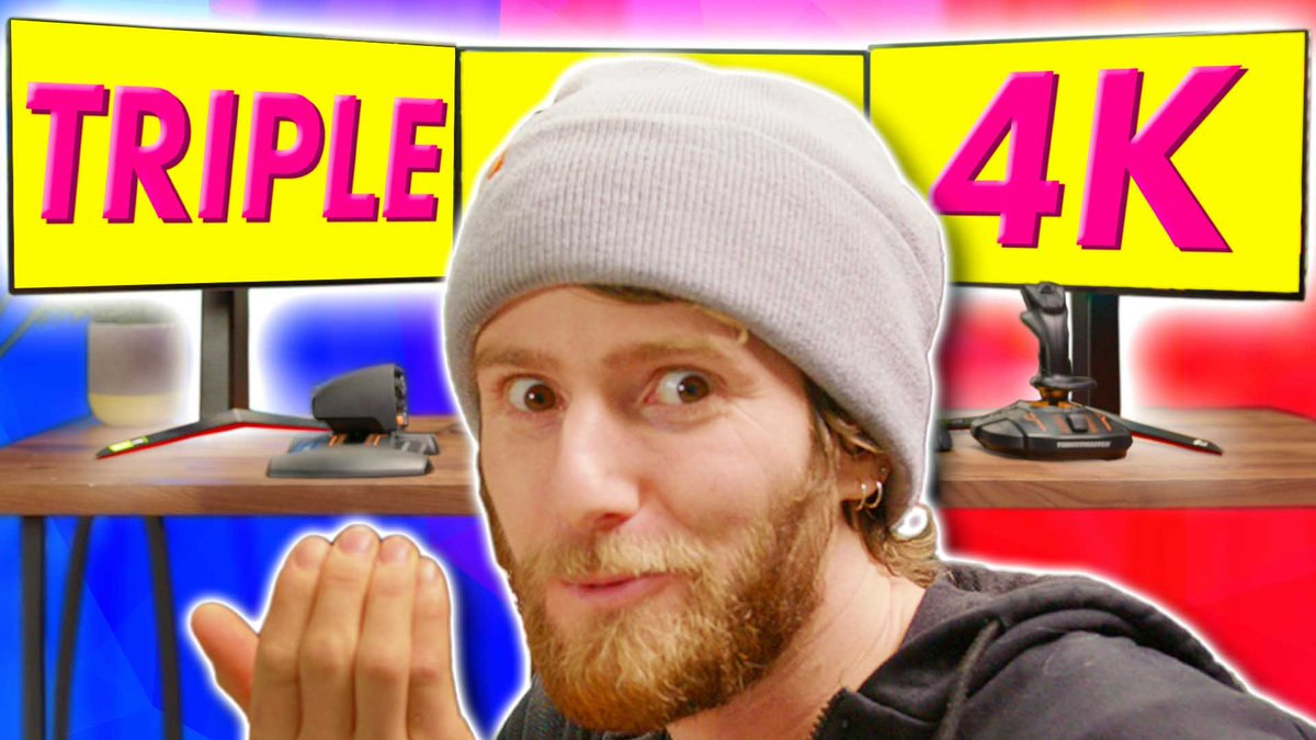 Replying to @LinusTech: NEW VIDEO: This is FINALLY Possible!   #sponsored by @LGUS