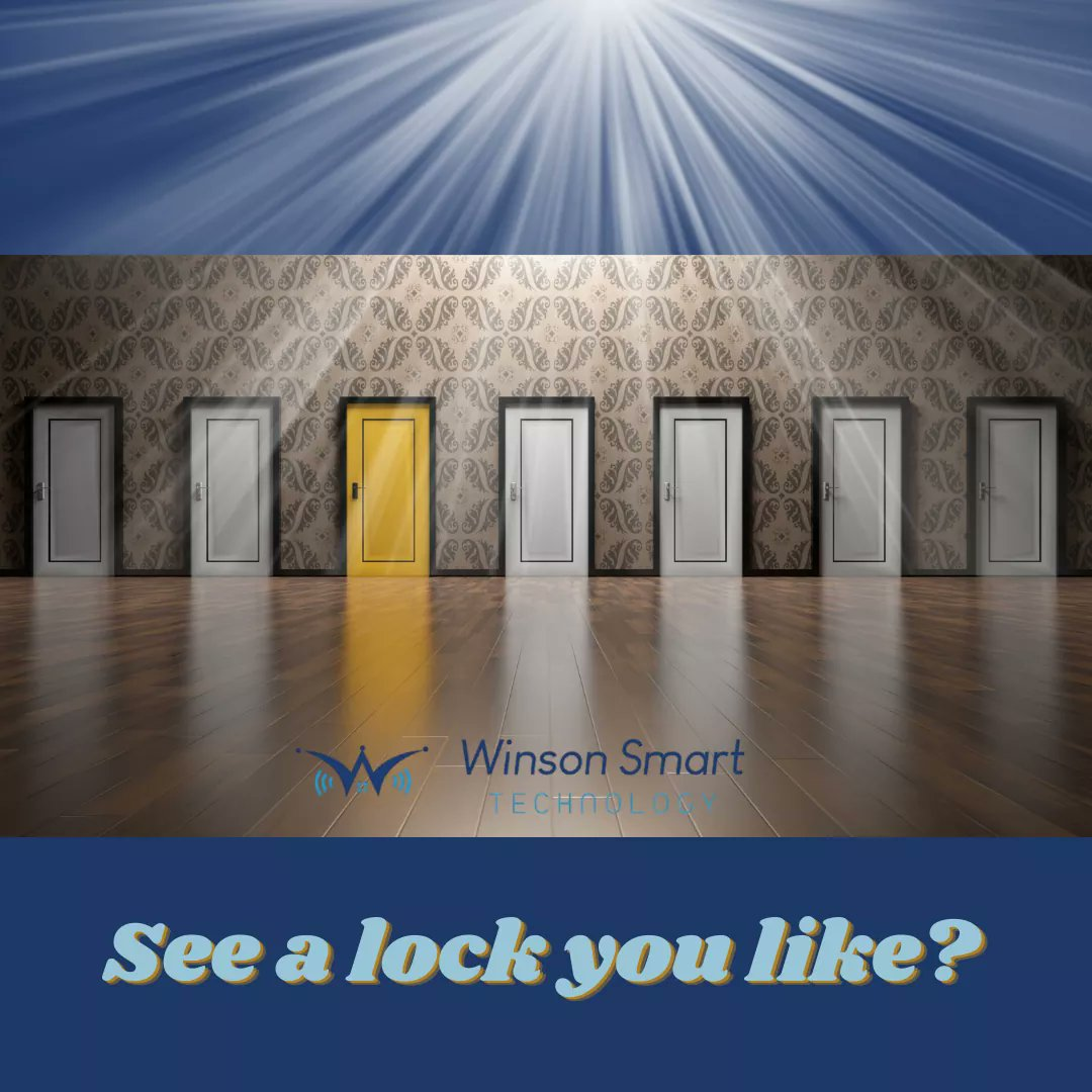 Send us a DM so that we can help better serve you  #winsonsmarttechnology #winson #winsonsmart #winsonsmarttechnologygroup #smartkey #lock #door #smartlock #technology #changes https://t.co/ym0F0A72lc