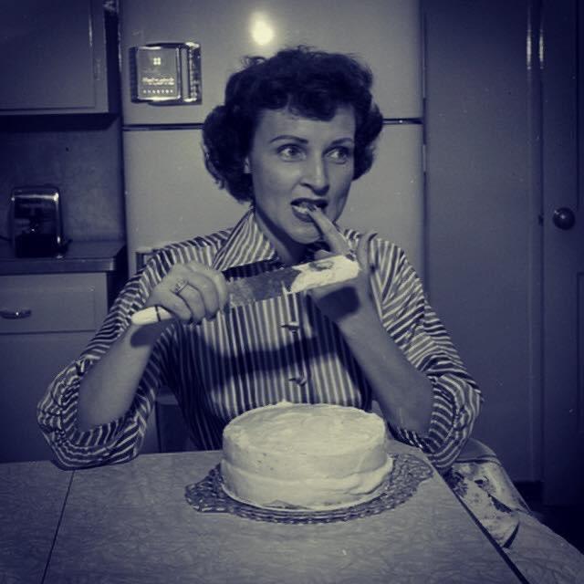 Happy birthday #BettyWhite #99yearsold!