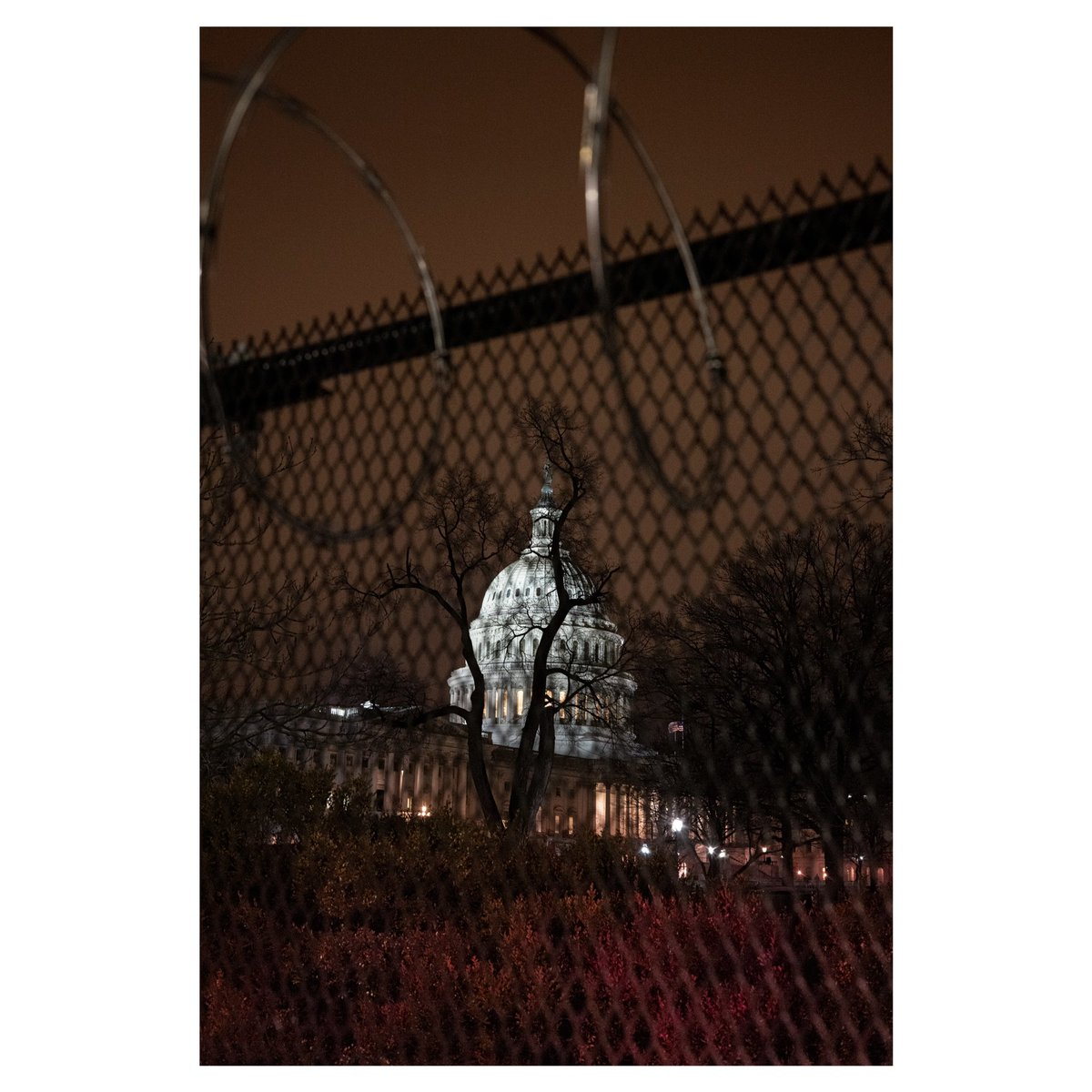 Red Zone Capitol Hill #CapitolRiots #CapitolHill #congress #Inauguration