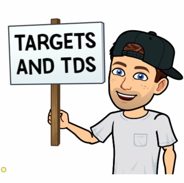 Targets and Touchdowns for 2020!!  Who are the most targeted players?  Who hit pay dirt the most so far?  Check the links below:  Targets:    TDs:    #FantasyFootball #TargetsandTDs #QB #RB #WR #TE #football #NFL #touchdowns #Targets