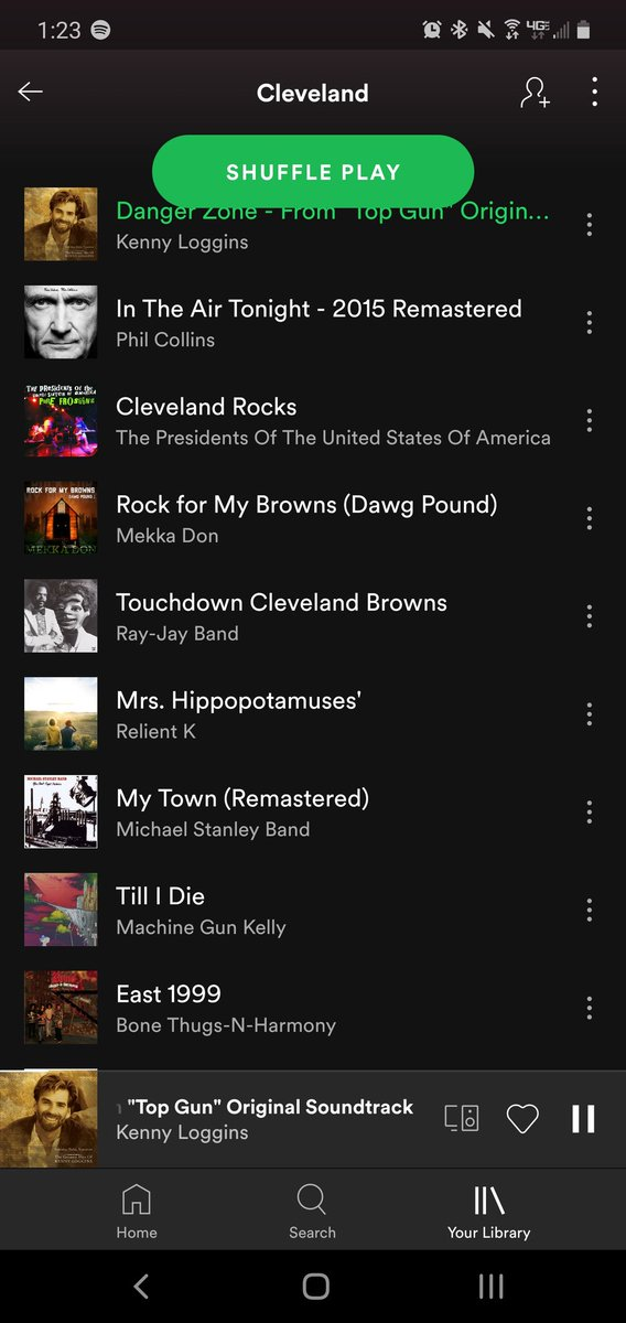Time to start that playlist! What else deserves to be on this list?? #Browns #WeWantMore #DawgPound #DawgCheck