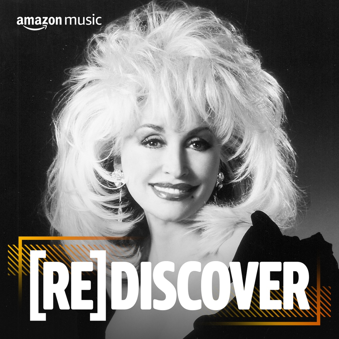 .@amazonmusic's Rediscover playlist is providing your daily dose of Dolly! Listen now ❤️