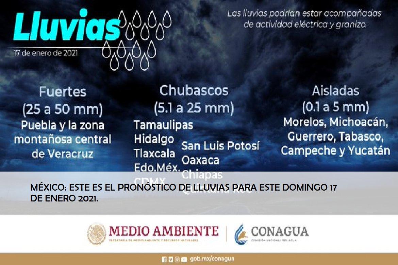 """#AGINFORMACION... """"SE #PRONOSTICAN #LLUVIAS EN VARIOS #LUGARES DEL PAÍS, CON #MAYOR #INTENSIDAD EN #PUEBLA Y""""...  @maxi_pelaezp @lopezobrador_ @senadomexicano @GobiernoMX @Mx_Diputados @conagua_clima"""