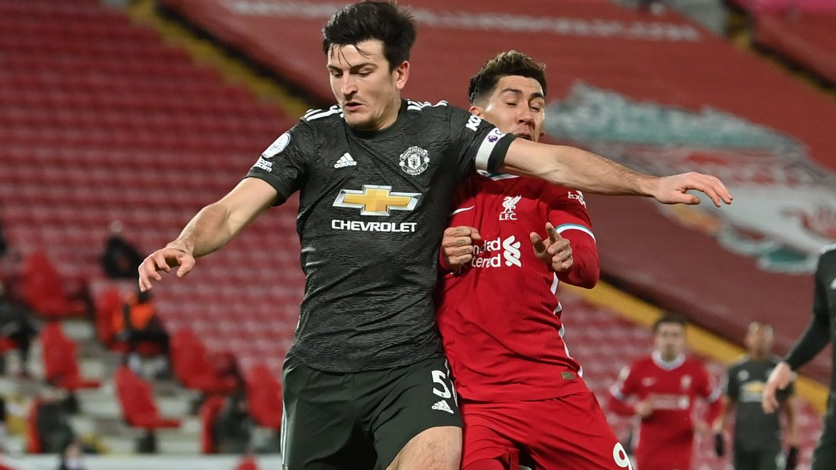🔎 | FOCUS  Harry Maguire vs Liverpool:  ⏱️ 90' played 👌 53 touches 🚀 6 clearances ⛔️ 5 blocked shots (most) 🧲 3 interceptions ⚔️ 5/5 duels won 🚷 0 times dribbled past 🧼 1 clean sheet 📈 8.2 SofaScore rating  Fantastic defensive display by the Man United skipper! 🌟  #LIVMUN