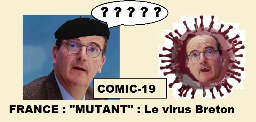 #Hollande,#PS,#LFI,#RN,#LaREM  #Macron,#Castex,#Veran...  Alerte Un Faux ! #COVID19  #France : On apprend que l'on aurait trouvé l'origine du #virus #Mutant (???)
