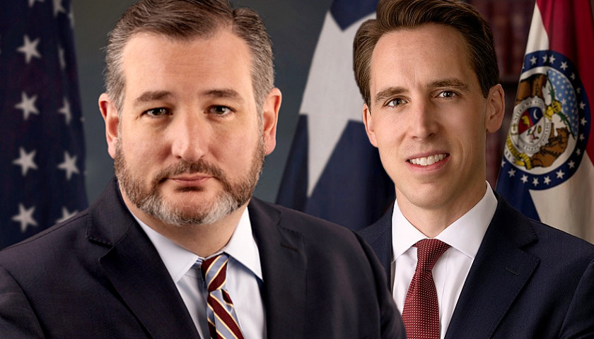 If we can win the House (2018), the White House (2020), the Senate (2021) bankrupt the NRA and destroy Fox News' ratings, we can:  EXPEL TED CRUZ AND JOSH HAWLEY FROM THE SENATE.