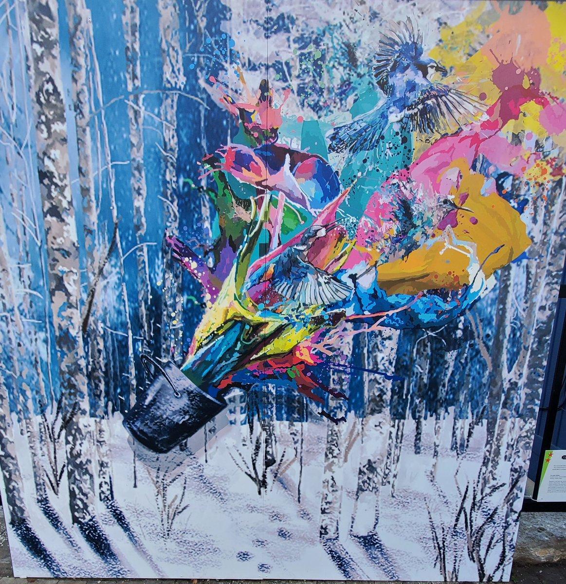 Bring some color to you life @UnionvilleInfo #Unionville #markham  #sundayvibes #Sunday  #ThinkBIGSundayWithMarsha