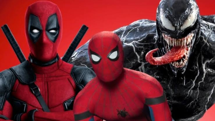 Guy's Two films are coming soon one is #SpiderMan3 & other is #Deadpool3. So we can take competition Spiderman V/s Deadpool . For Spiderman3 Like & For Deadpool 3 Retweet