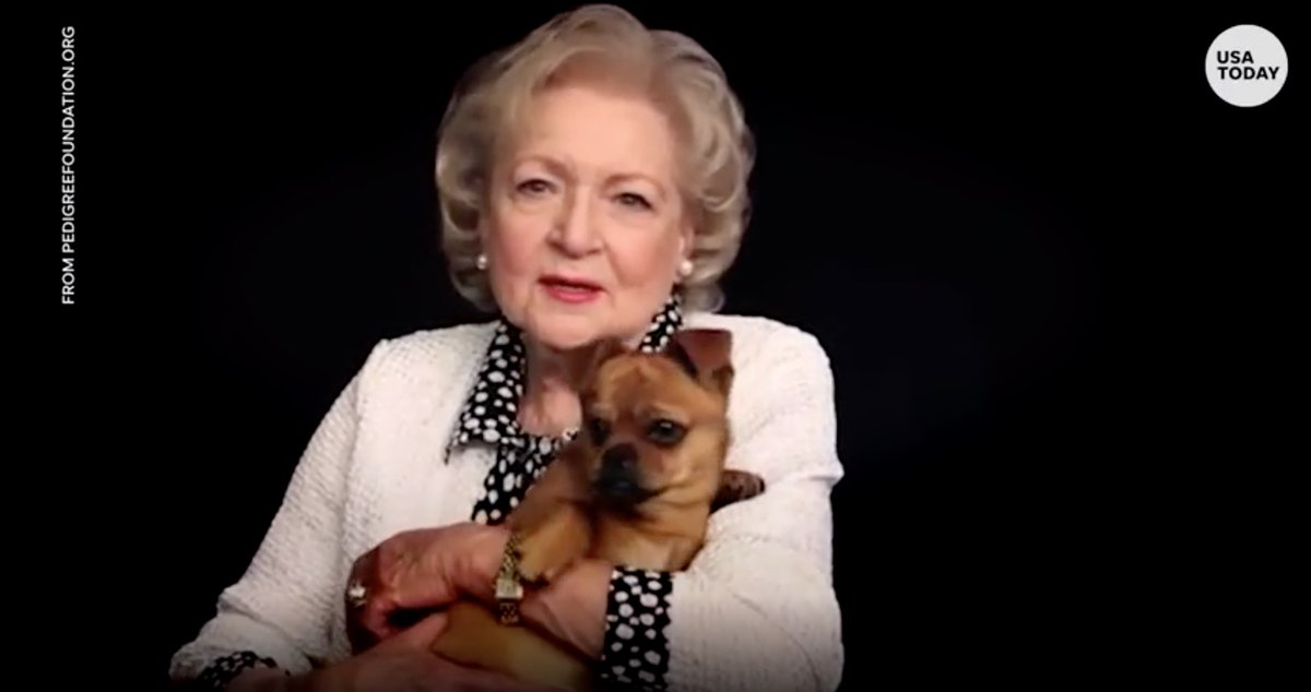 The great @BettyMWhite turns 99 years young this Jan. 17, providing even more reason than usual to celebrate the actress and comedian whose career has spanned eight decades. bit.ly/3nTH5WG