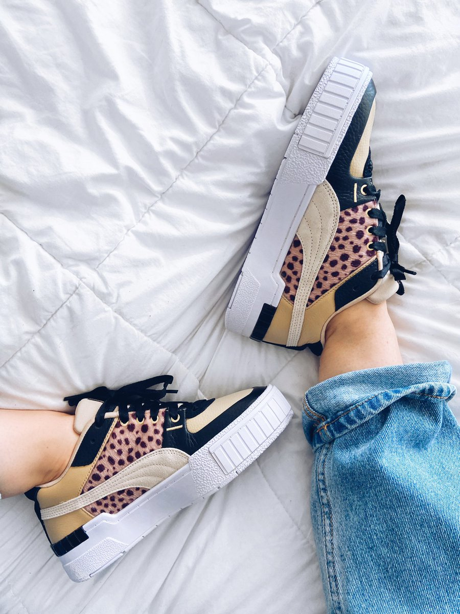 Replying to @heatherloduca: YAY for new shoes! 🥳 thank you @PUMA