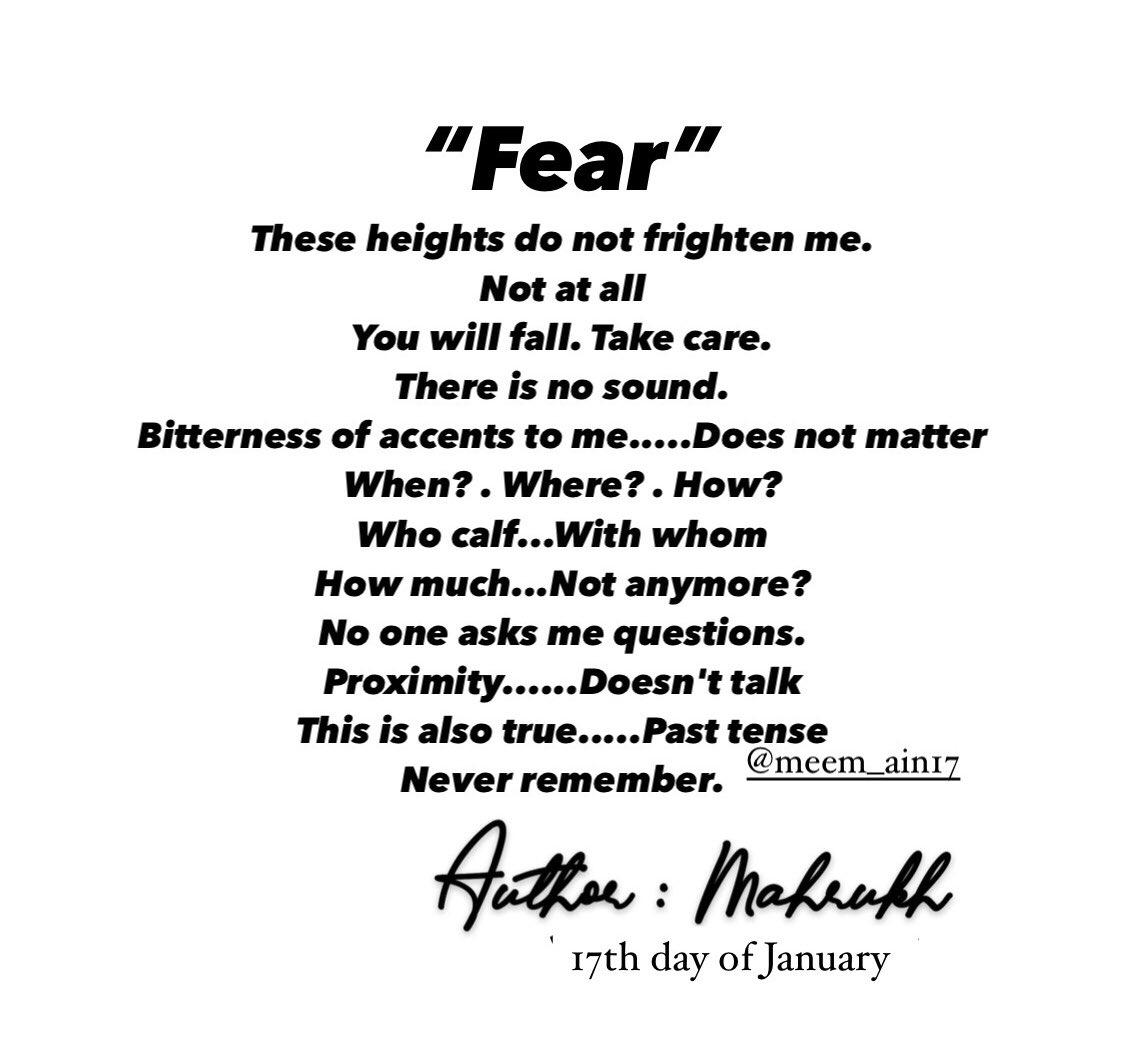 17/01/2021  #january #welcome #newyear #newcollection #pharse #qoutes #writingcommunity #author #winter #foggynight #mahrukh #meemain  #photography #authorskills #austhetic #writer #photographer   #blogger #depthobessed #2021   Mahrukh 😁 @MAHRUKH62 https://t.co/1e5r7TQbr0