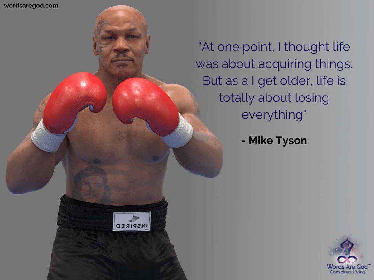 Tyson reinvented himself after years of madness.  How are you reinventing yourself in 2021?  #SundayMotivation #SundayThoughts #quote #COVID19 #coronavirusGT #ThinkBIGSundayWithMarsha #sundayvibes #SundayThoughts #Capitol safety