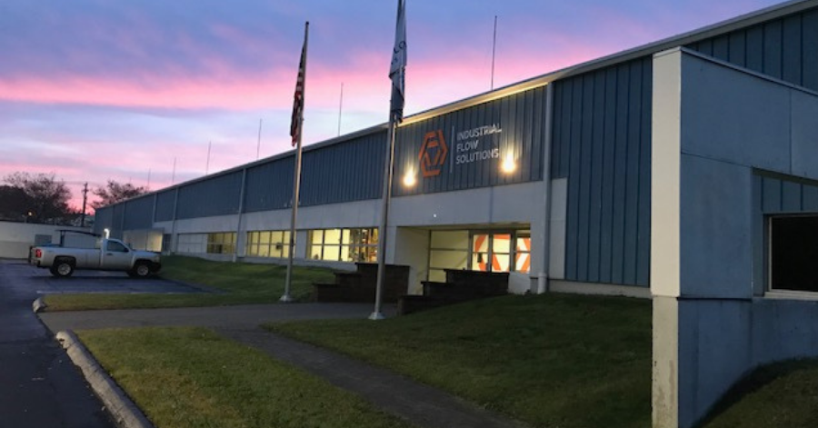 #IndustrialFlowSolutions, a leading designer and #manufacturer of pumping, controls, and fluid management #solutions, has completed the consolidation of its three Connecticut-based facilities under one roof in New Haven.  #PumpTalk