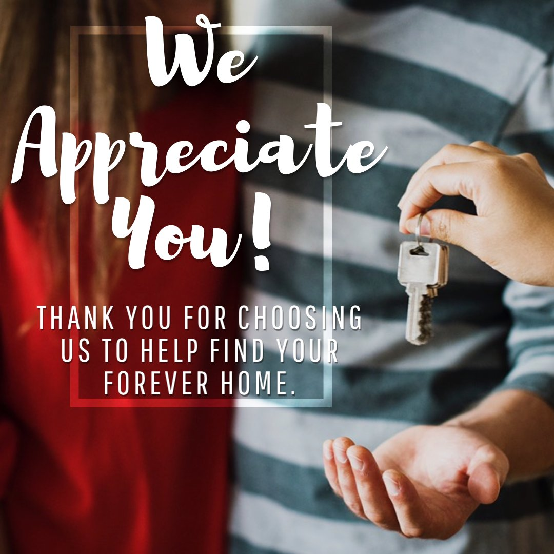 It's Appreciation Sunday at Osborn Homes, and we'd like to thank all of our clients for trusting us with their real estate needs!   #thank #thanks #thankyou #heart #forever #family #picoftheday #today #thankfull #instagood