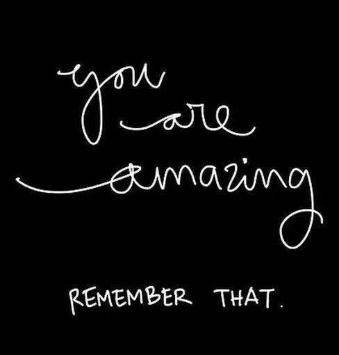You are so amazing #quotes https://t.co/lDrlQpyITH