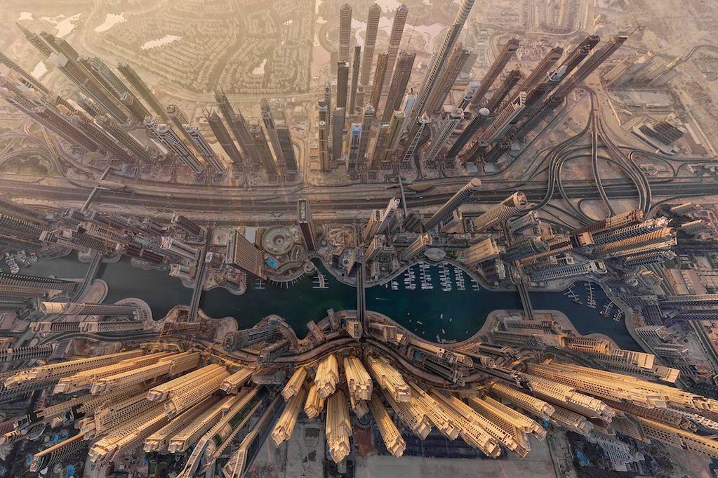 #Dubai vu du ciel !  #uae #emirats #emirates #skyline https://t.co/Y4Ob8rcitx