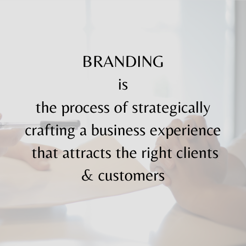 Branding is the process of strategically crafting a BUSINESS experience that attracts the right clients and customers.  #Fintech #Finserv #Business #Innovation #B2B #StartUp #SMM #Marketing #Strategy #HappyNewYear #RemoteWork #Success #Quotes #Branding #ThinkBigSundayWithMarsha https://t.co/9NthDLJArP