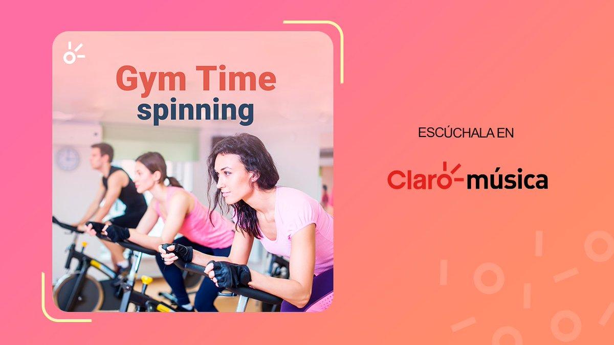 ¡Es tiempo de cumplir esos propósitos de Año Nuevo! 🏋️♀️ Prepara tu rutina de ejercicio y ponle PLAY a esta selección que hicimos para ti:  🚴♂️