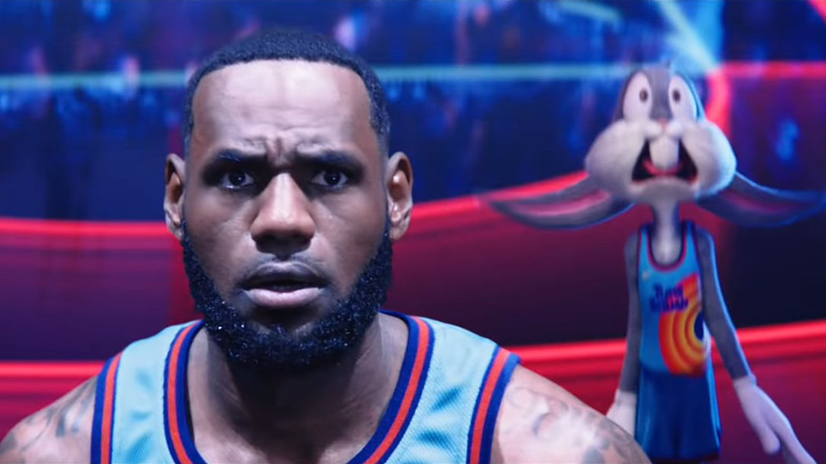 A brand new HBO Max teaser has given us our first look at Space Jam: A New Legacy and has given us a new look at Godzilla vs. Kong.